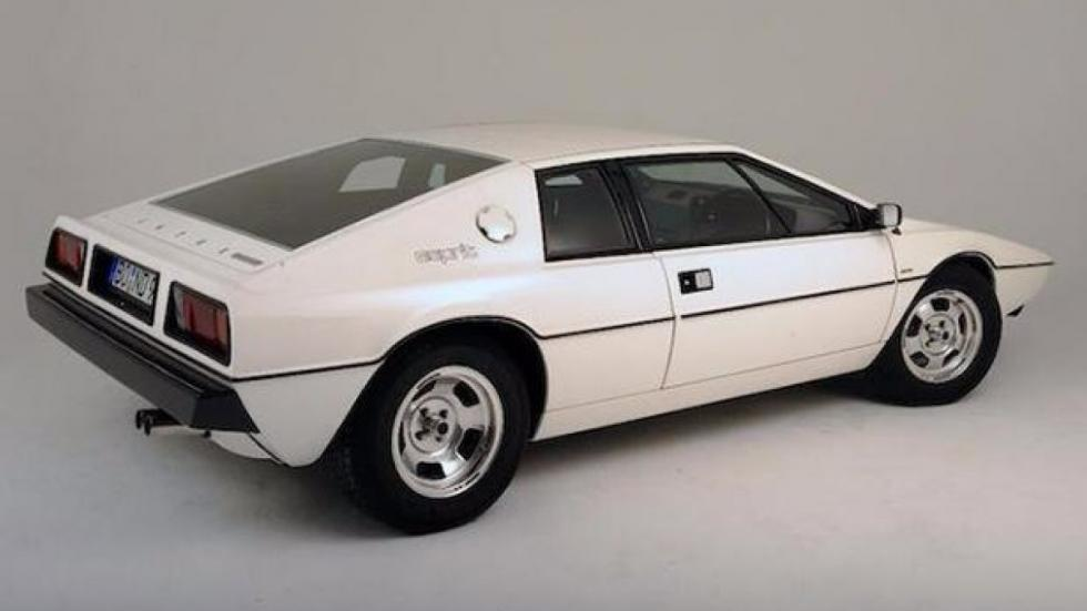 Lotus Esprit concept tres cuartos traseros