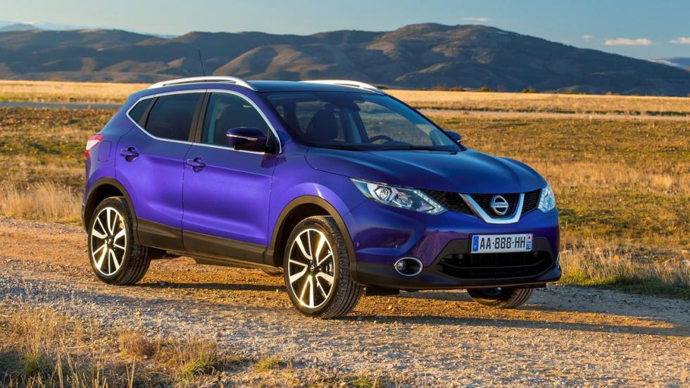 coches-alquiler-recomendables-Nissan-Qashqai