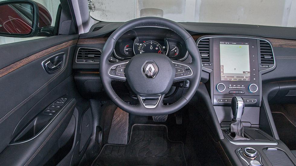 Renault Talisman Sport Tourer interior