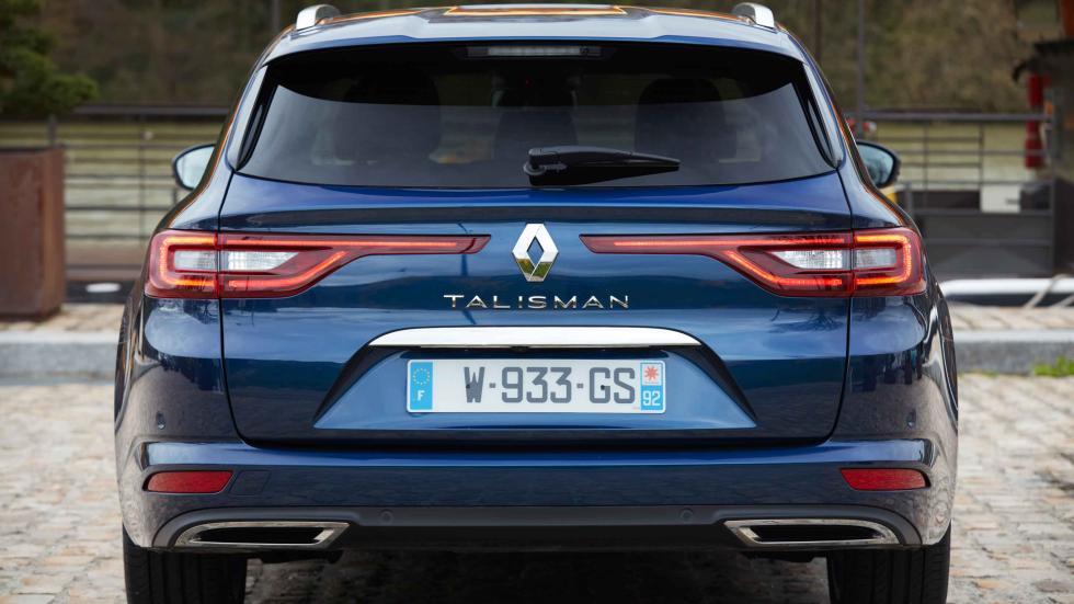 Renault Talisman Sport Tourer zaga