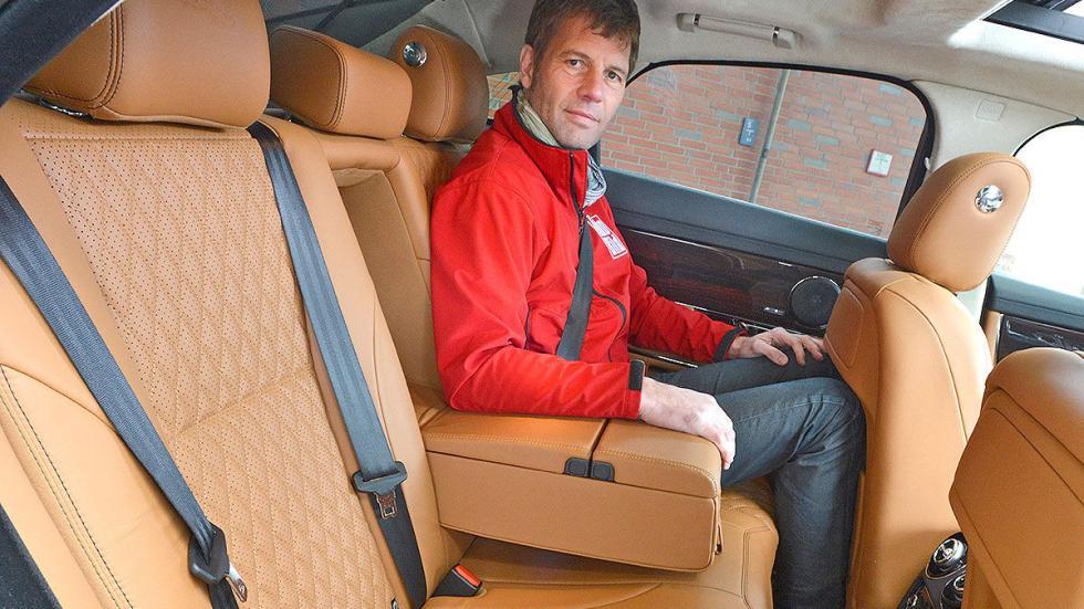 16 Comparativa: Volvo S90/Jaguar XJ/Maserati Quattroporte