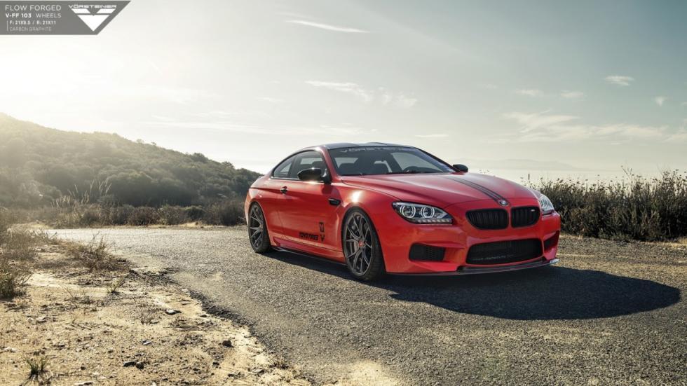 BMW M6 Vorsteiner