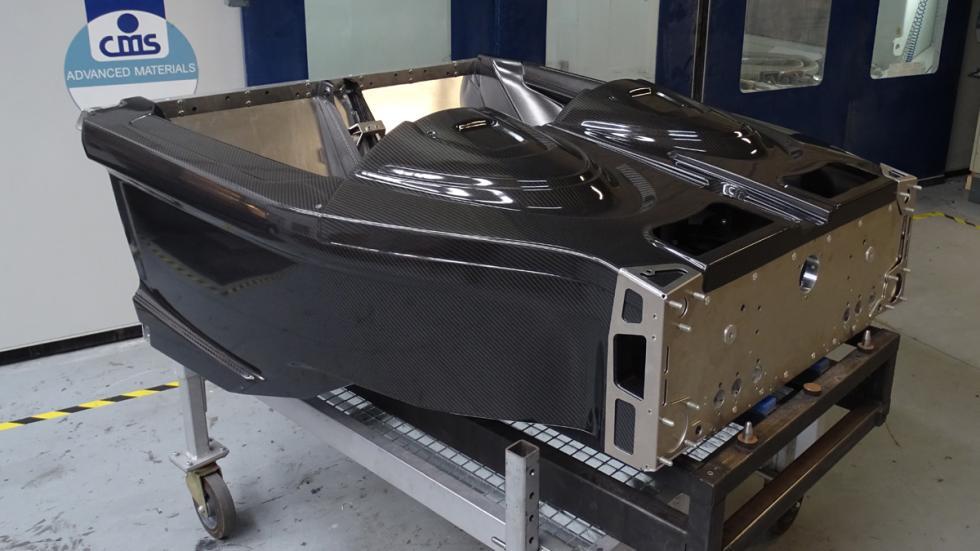 Elemental RP-1 chasis fibra carbono
