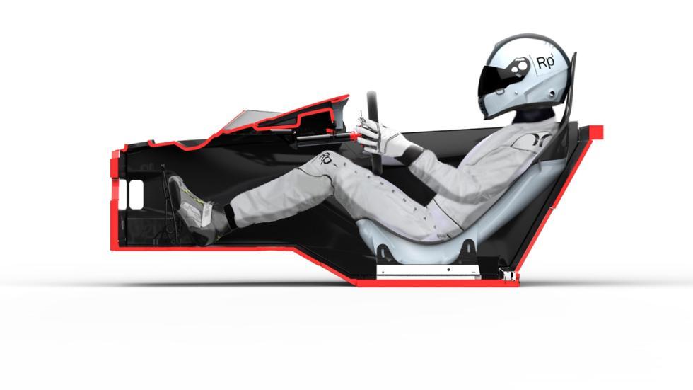 Elemental RP-1 posición conducción