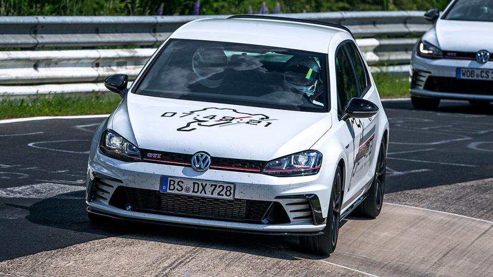 Prueba: VW Golf GTI Clubsport S (2016). 310 CV en circuito.