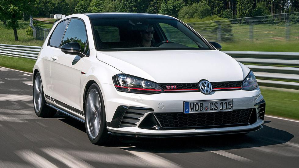 VW Golf GTI Clubsport S morro