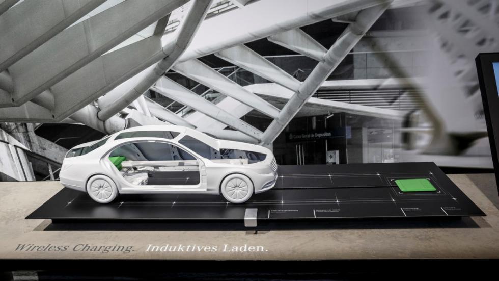 Mercedes S500e 2018
