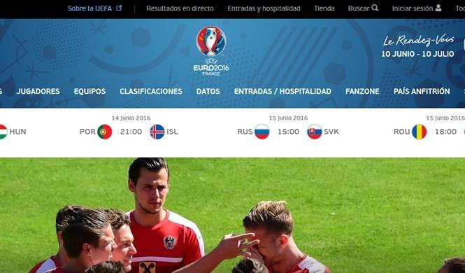 como ver partidos eurocopa 2016