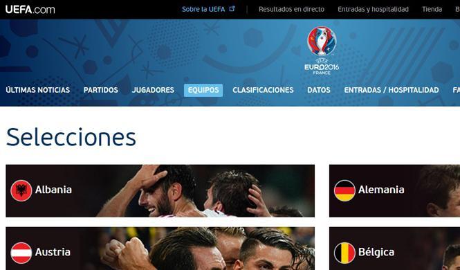 como ver partidos eurocopa 2016 selecciones