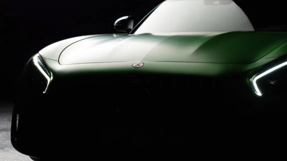 Mercedes-AMG GT R morro