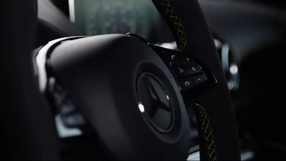 Mercedes-AMG GT R volante