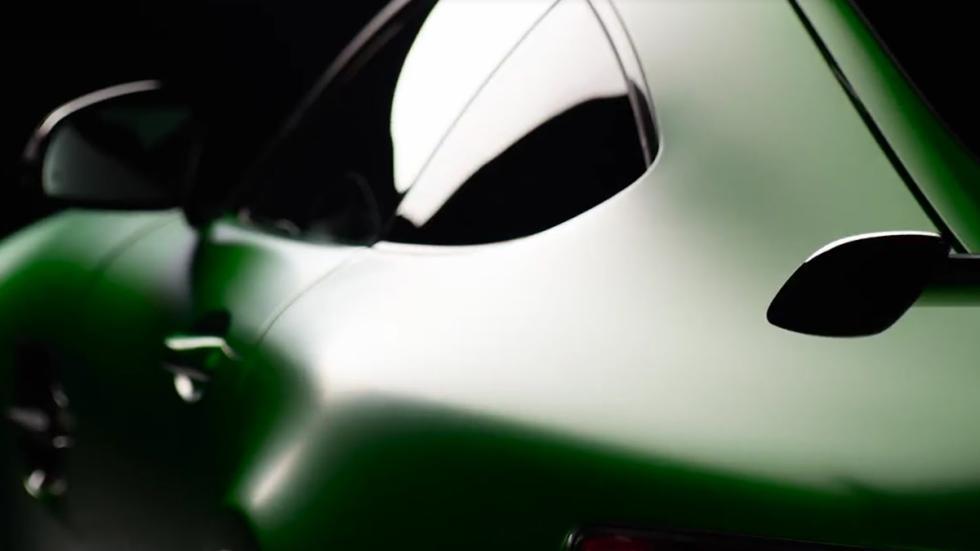 Mercedes-AMG GT R detalle zaga