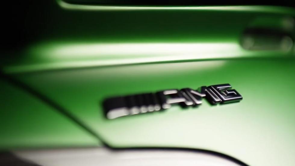 Mercedes-AMG GT R logo amg