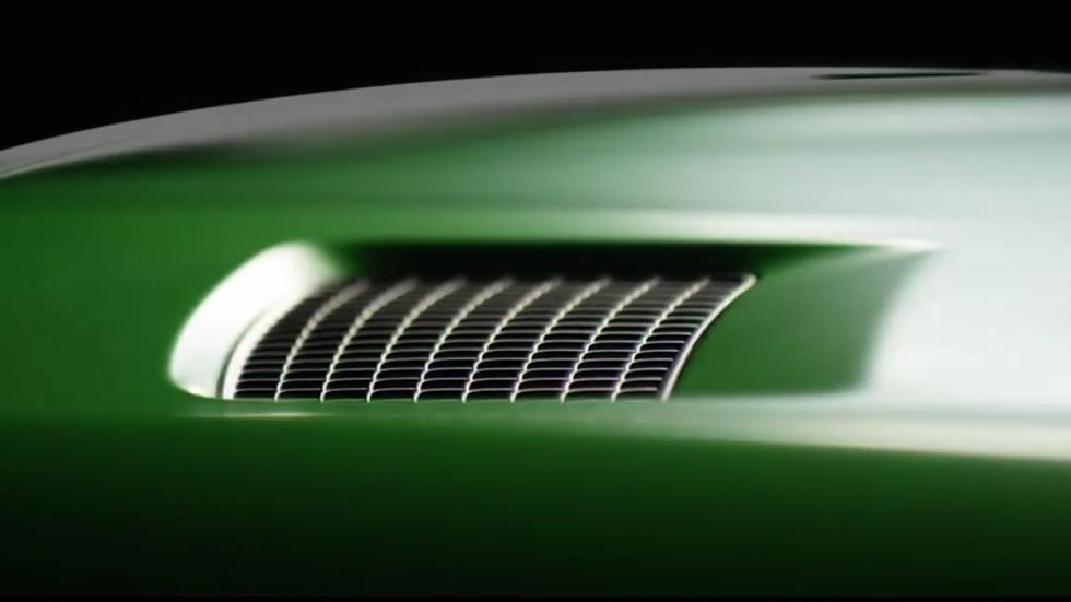Mercedes-AMG GT R branquia