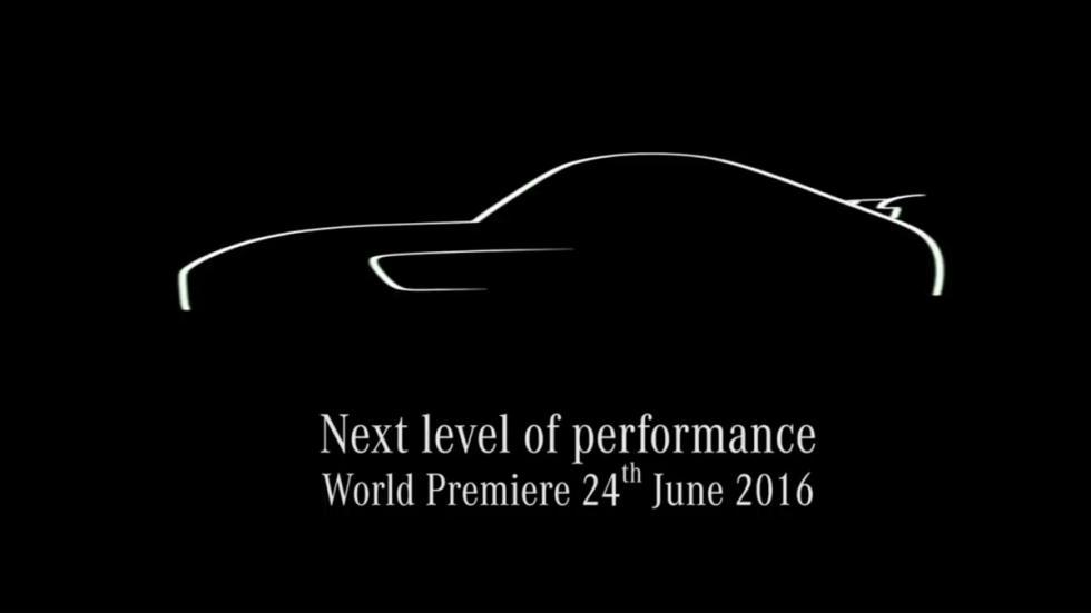 Mercedes-AMG GT R presentación