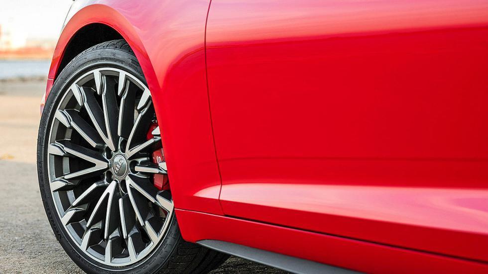 Audi A5 y S5 Coupé (2016)  detalle llanta