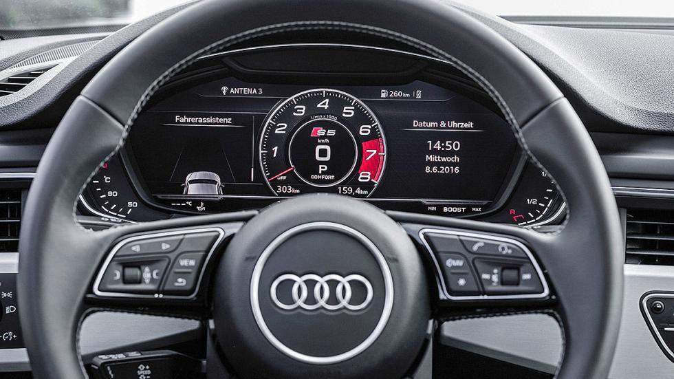 Audi A5 y S5 Coupé (2016) volante