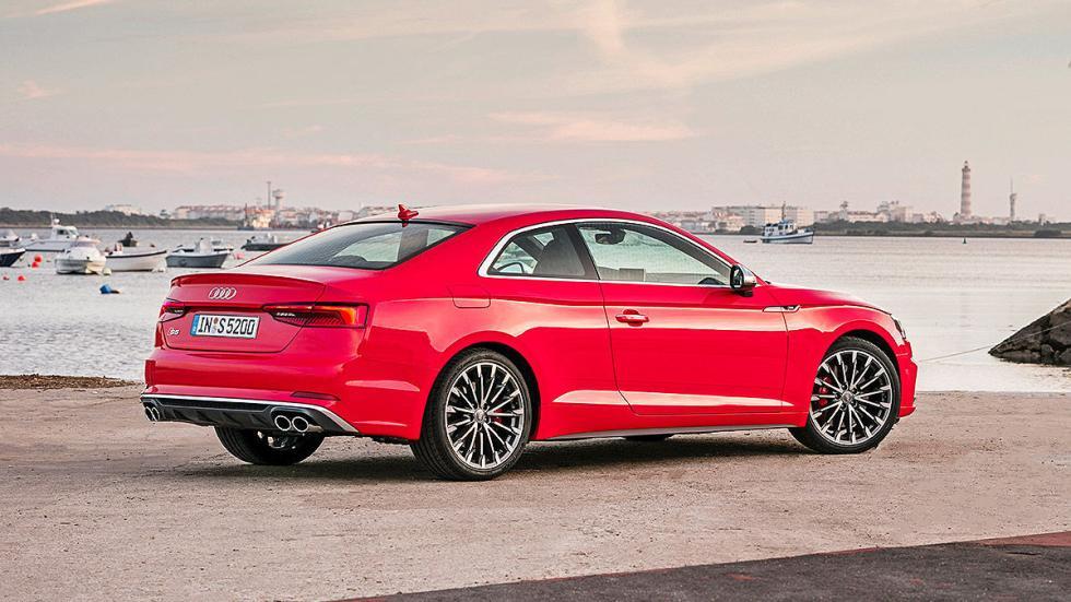 Audi A5 y S5 Coupé (2016) zaga 3 cuartos