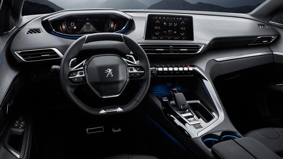Peugeot 3008 GT 2017, en fotos