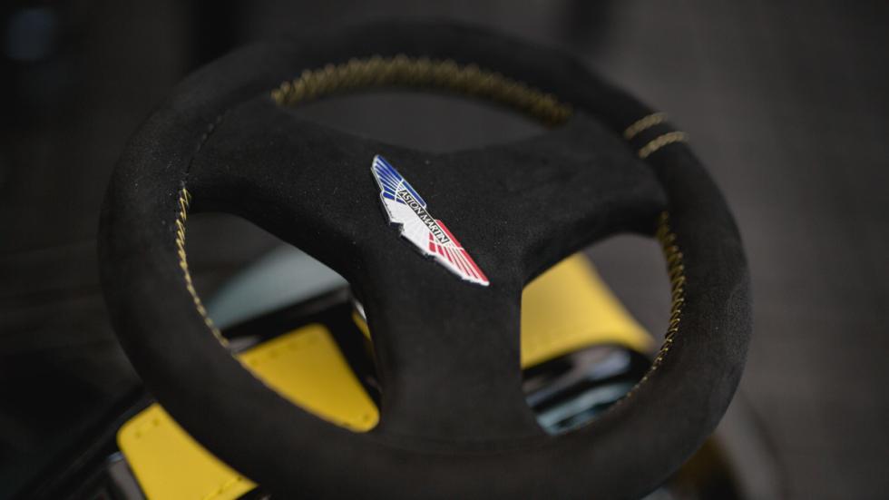 Aston Martin Razor Crazy Cart volante