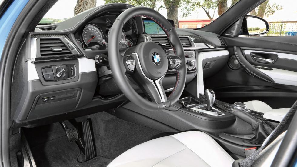 BMW-M3-salpicadero