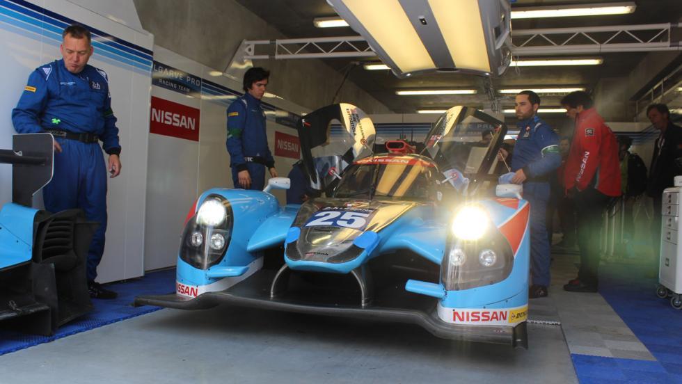 24 horas de Le Mans 2016, boxes