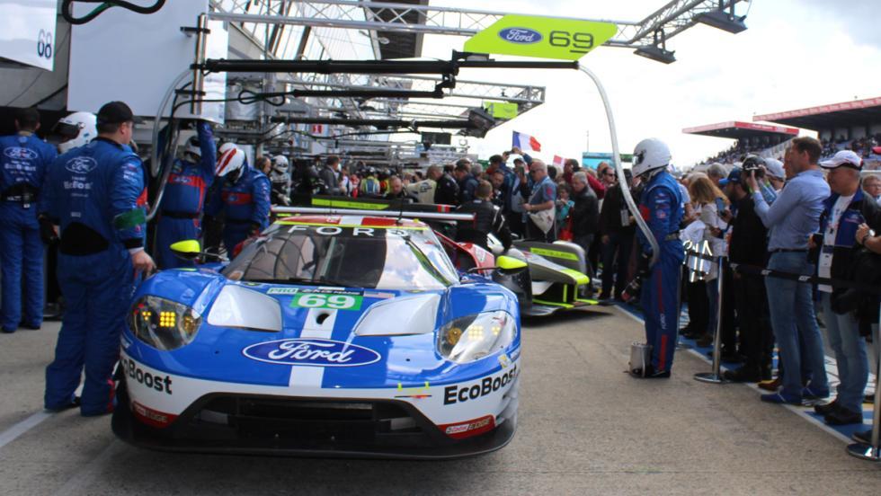 24 horas de Le Mans 2016, Ford