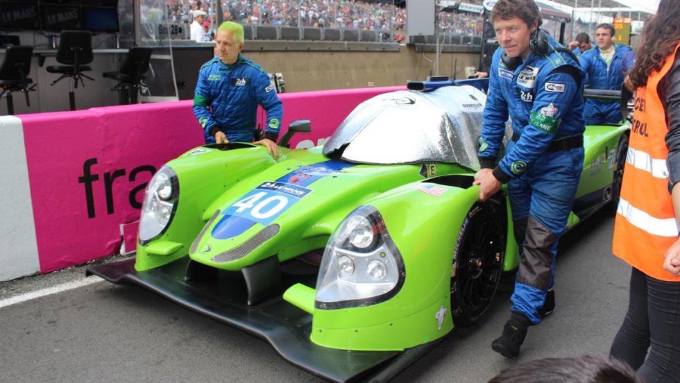 24 horas de Le Mans 2016, prototipos