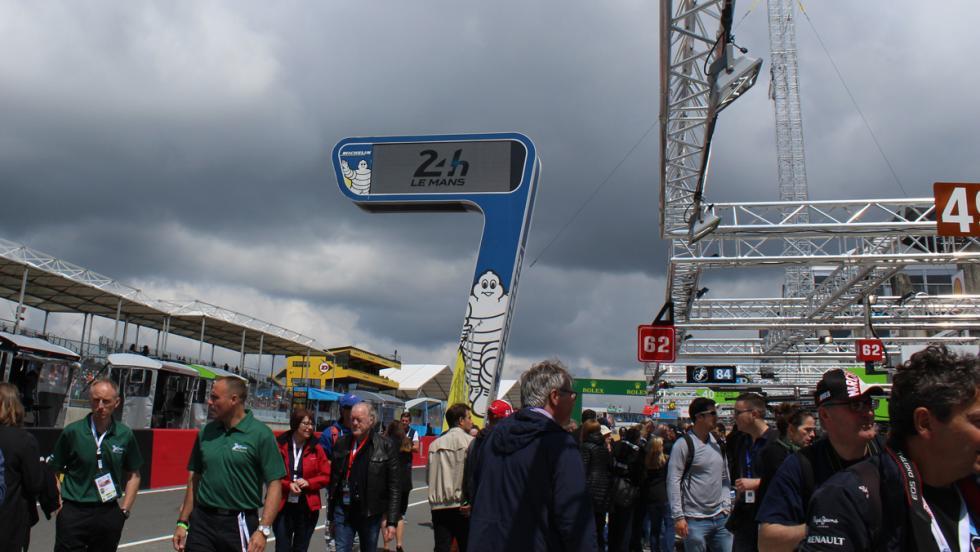 24 horas de Le Mans 2016, panel