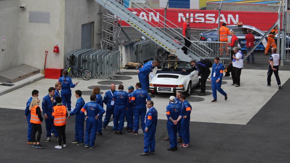 24 horas de Le Mans 2016, trofeo