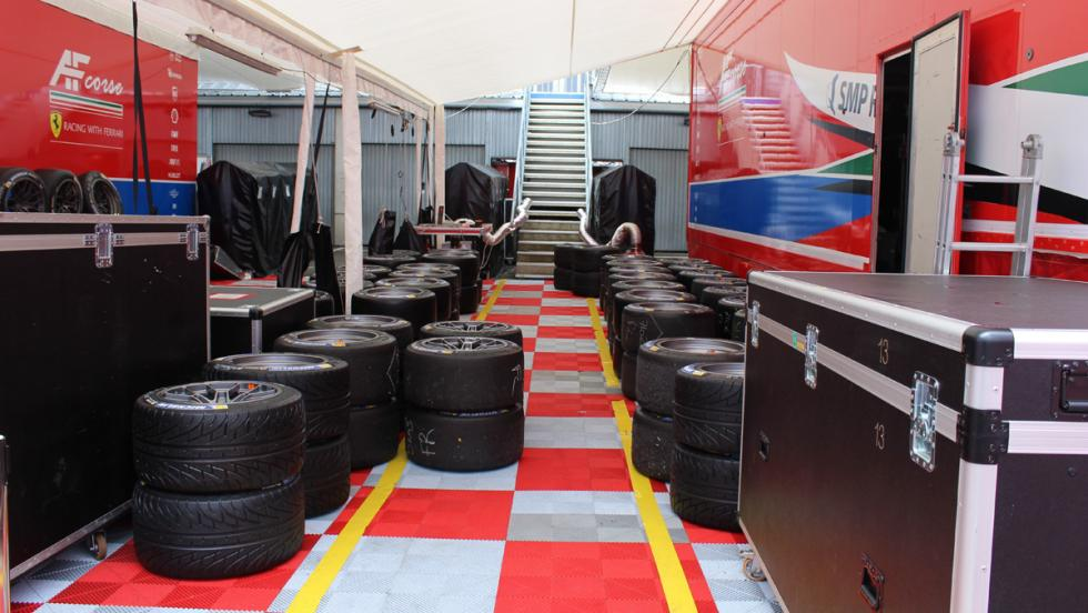 24 horas de Le Mans 2016, neumáticos