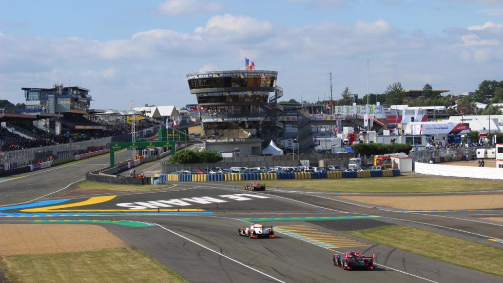 24 horas de Le Mans 2016