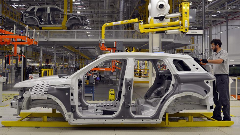 Jaguar Land Rover inaugura nueva fábrica Brasil