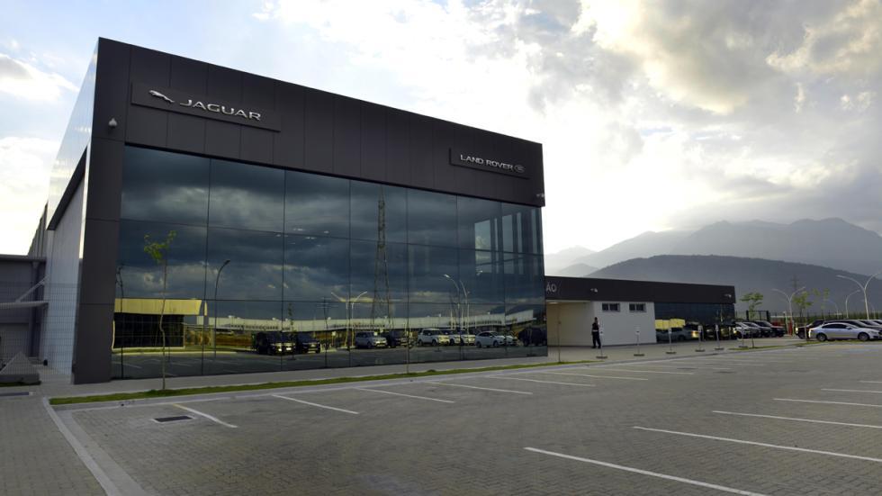 Jaguar Land Rover nueva fábrica Brasil