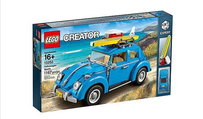 volkswagen new beetle lego envoltorio