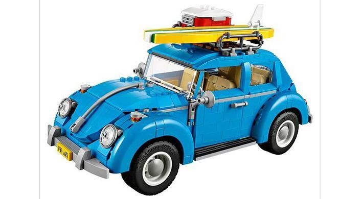 volkswagen new beetle lego quiero