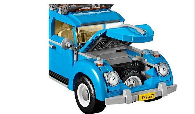 volkswagen new beetle lego maletero