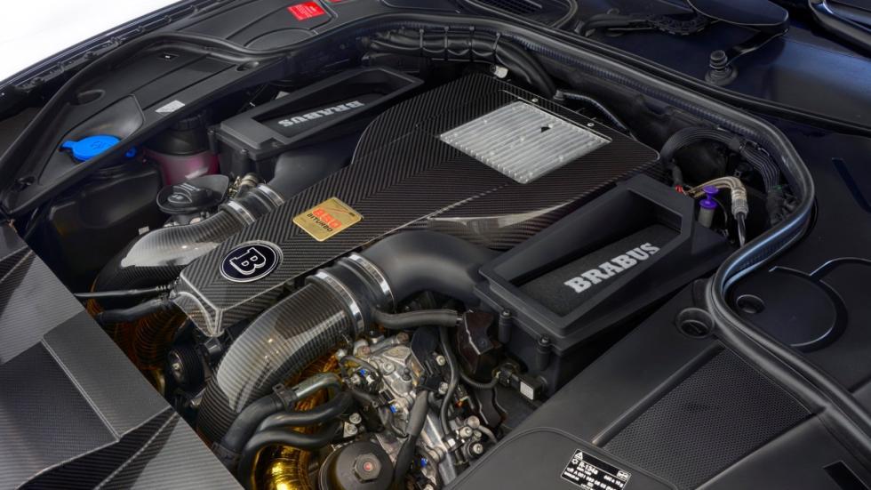 Brabus 850 6.0 Cabrio