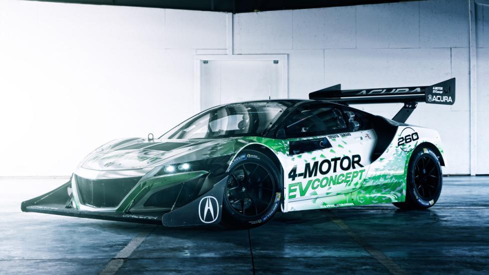 Honda Acura NSX EV Concept