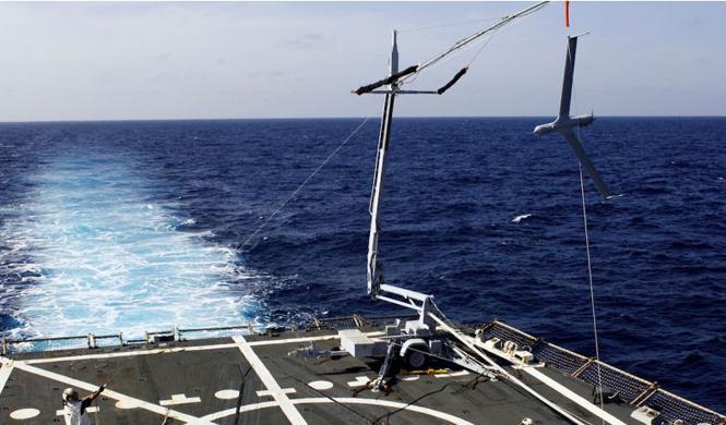 asi seran nuevos drones españoles scaneagle barco