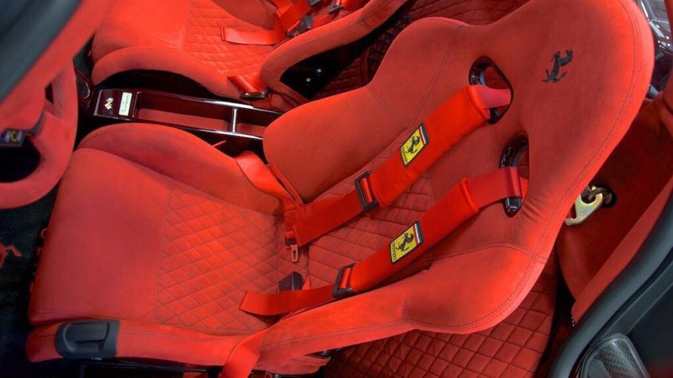 venta ferrari enzo fibra carbono asientos