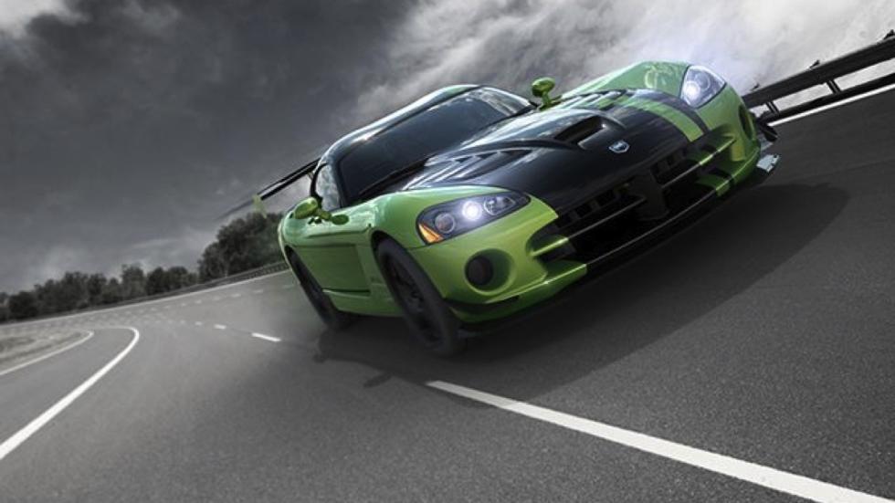 Viper Snakeskin Edition GTC