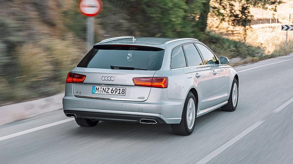 Audi A6 Avant  zaga
