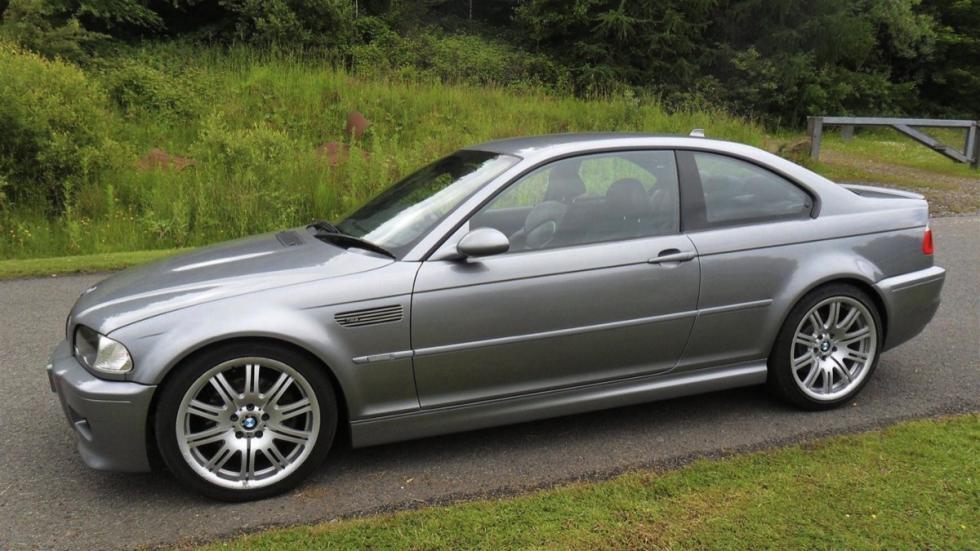BMW E46 M3 V10