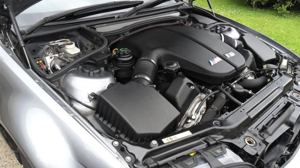 BMW E46 M3 V10 motor
