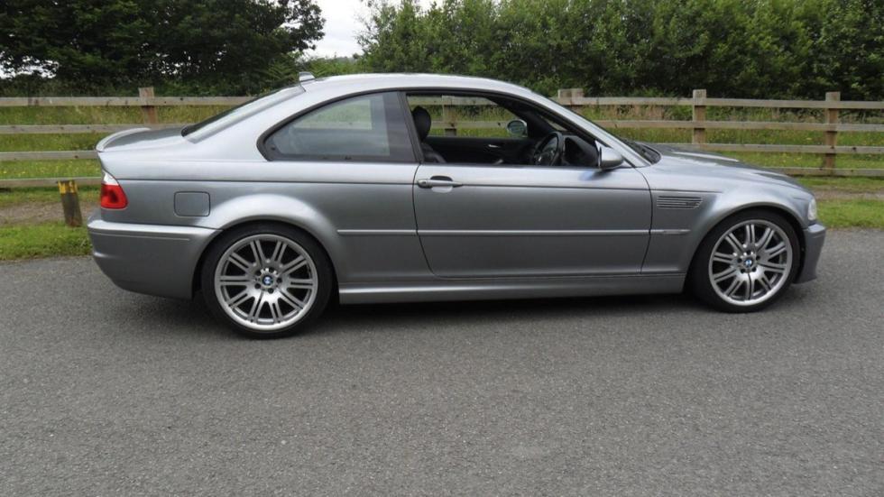 BMW E46 M3 V10 lateral