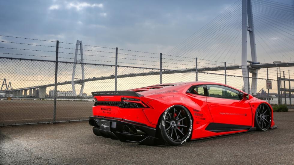 Lamborghini Huracán Liberty Walk