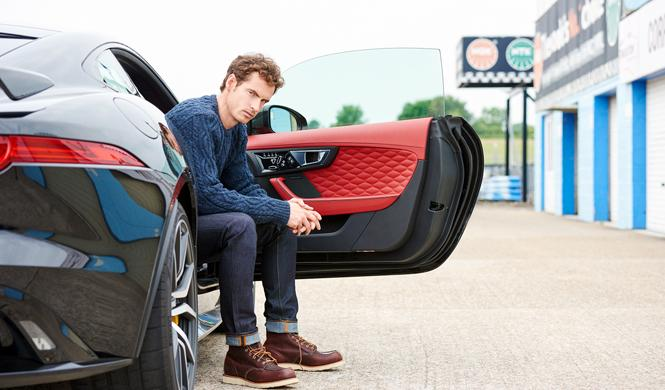 andy murray jaguar tenis mundo