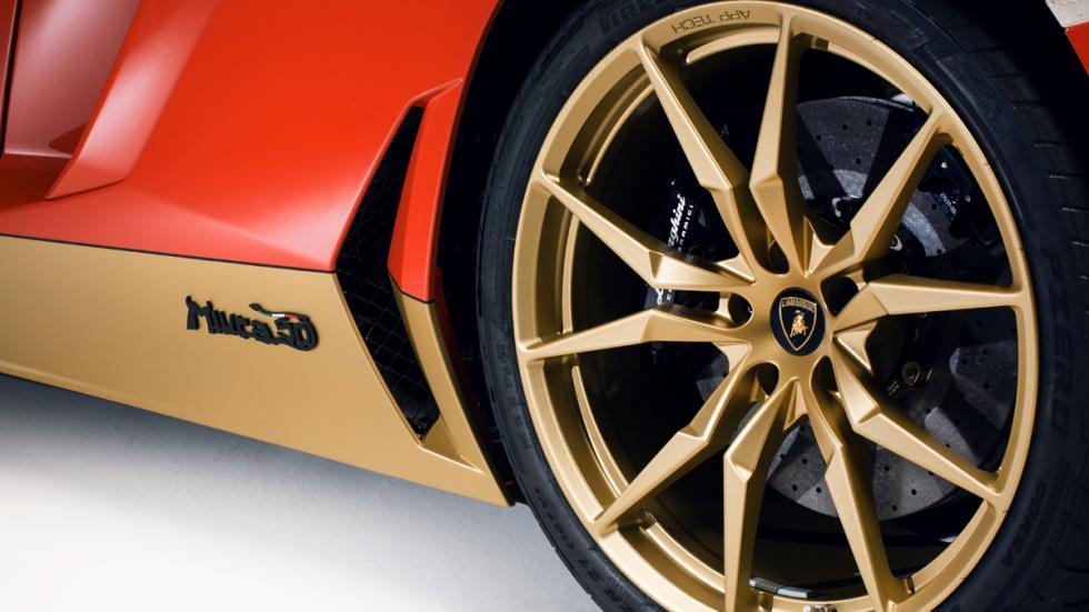 Lamborghini Aventador Miura Homage llanta
