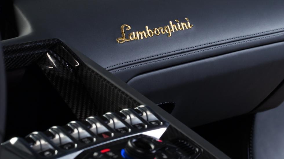 Lamborghini Aventador Miura Homage salpicadero